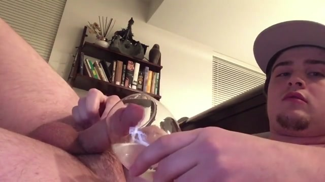 Drinking My Cum Makes Me Horny! Continuous Cumming! Guess Im a Cumslut? ;p Free Videos Of Claudia Marie