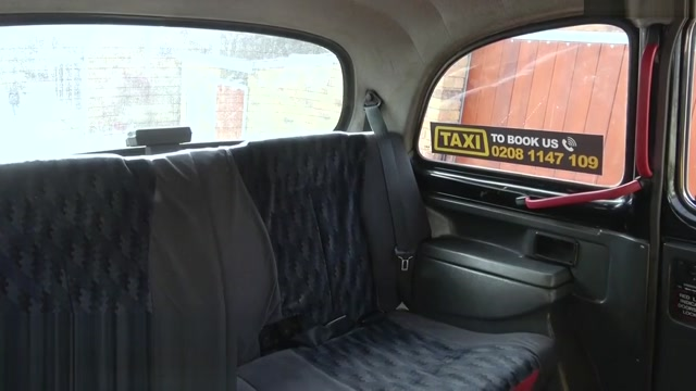 Female Fake Taxi Fit taxi driver rides cock like a pro shemale stephanie tricks threesome