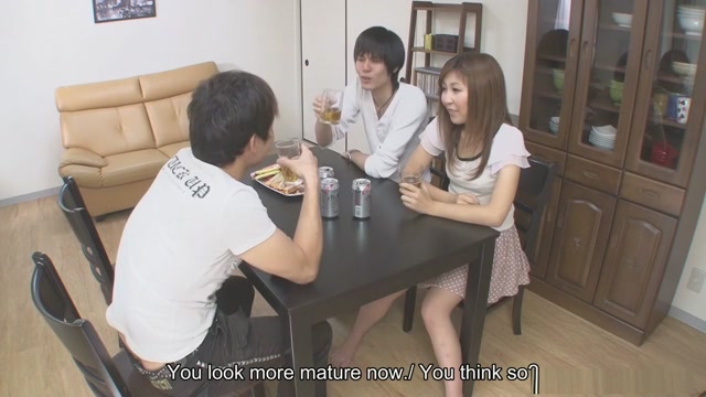 Naughty Hitomi Okubo is cheating on her partner Xnxx Hot Movis