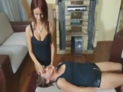 hand over mouth saliva part 2 Skinny bondage