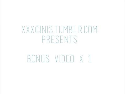 Cesar De La Cruz - Bonus Video - (dir. by instagram: xcinis) Deep penetrate brunette
