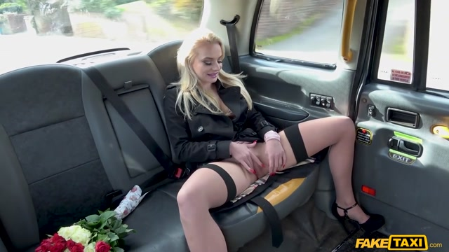 Marry Me? No, Just Fuck Me - FakeTaxi Cat burglar