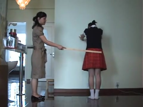 Chinese Girl Caned Spanked fuck fat girls irani