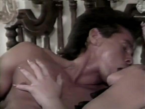 Aja, Jon Dough, Robin Lee in vintage sex scene mature bbw wife submissive