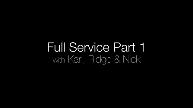 Kari Sweet - Full Service Part 1 Milf mom daughter videos