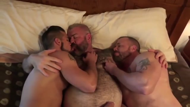 Daddy and Cub share Muscled Otter Teen selfie flash tits