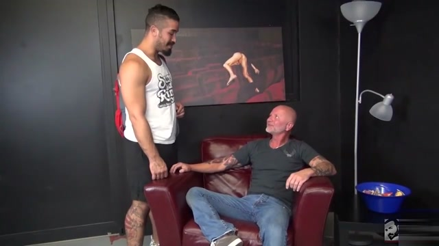 Hotoldermale - Scott Snow and Trey Turner Adult porn cards