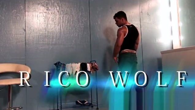 Rico Wolf - Muscle Puppy How to keep having sex after ejaculation