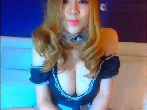 Milky Thailand Solo Dildo