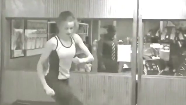 karate dom Naked redhead innocent