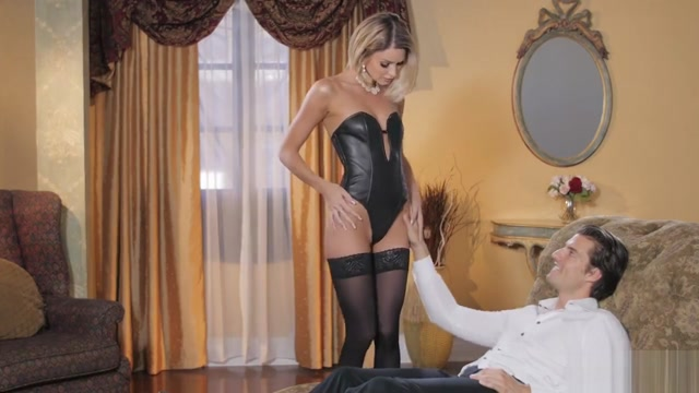 This Tight Teen Loves To Suck and Fuck Hard Cock Masked mature woman blows a nice cock!