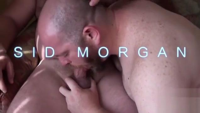 Gunner Scott Sid Morgan Rusty G Part 1 Pussy full of cum in gangbang