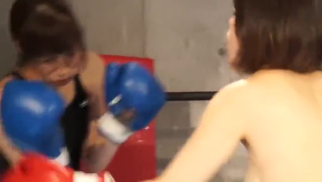 BNGX-02 Topless VS Swimsuit Boxing Catfight (For Full Version Trade)