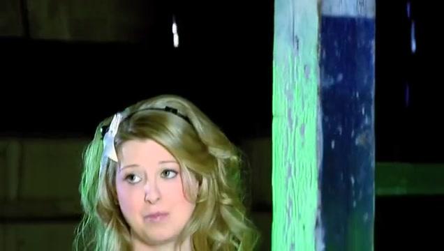 Alice Sunny in Wonderland Scene 1 healthy naked teen girl