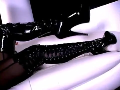 boots femdom Slow edging blowjobs