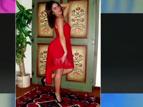 GEORGIA RED DANCING QUEEN Darya scherbakova nude