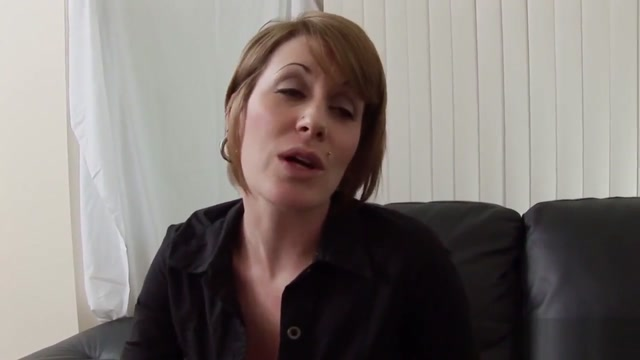 Brunette Milf Gets Fucked pleasure of first time sex first