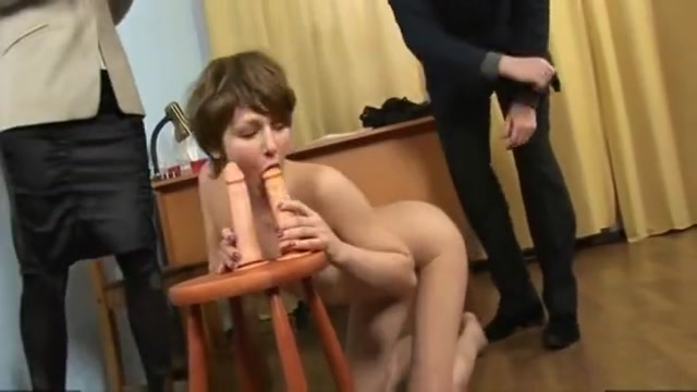 Hardcore nude job interview for sexy secretary Meeting older women in Lear
