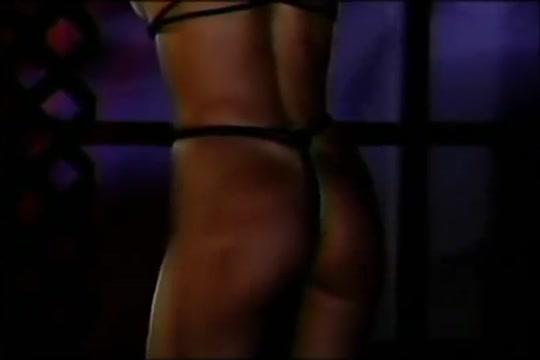 Bondage Series 3 - Scene 6 Fucking latex girl