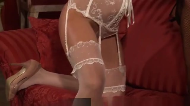 Female domination sex video featuring Mika Tan and Lorelei Lee