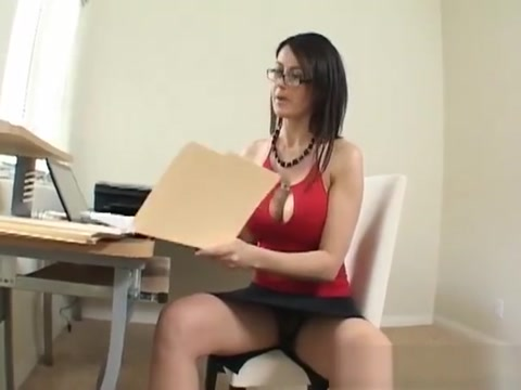 Pleasing Teacher Has A Thing For A Wet Crack Licking