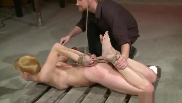 Cici Rhodes in Strict Bondage on Hardtied Mega ass pictures