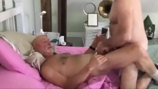 Hung grandpa How to flirt with a guy on instagram