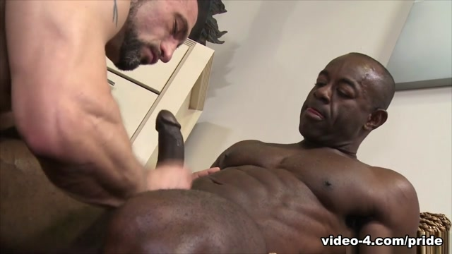 Ceasar Ventura & Aaron Trainer in Worked Out Lovers - PrideStudios Teen sex mega cocks