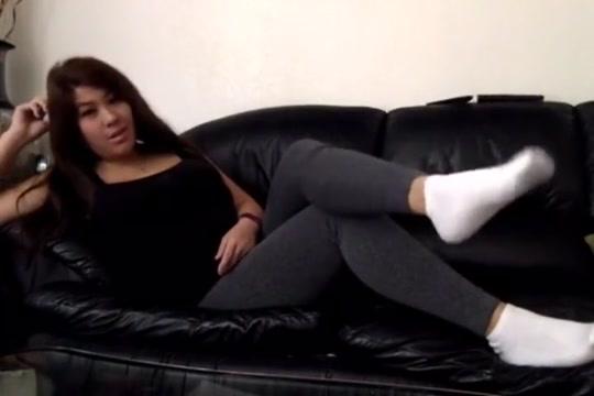 Insta Asian Foot Model JOI