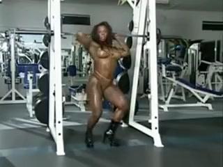 Scary Muscular Black Female Free sex videos gf