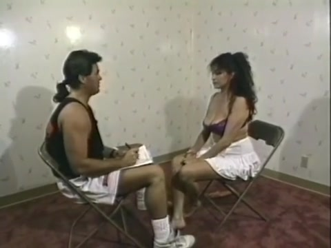 Hermaphrodite Saki St Jermaine Gets Sex After job Interview Hot wet bare boobs