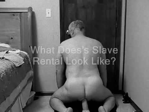 What Does Slave Rental Look Like? Aunt Catches Nephew Jerking In Bushes