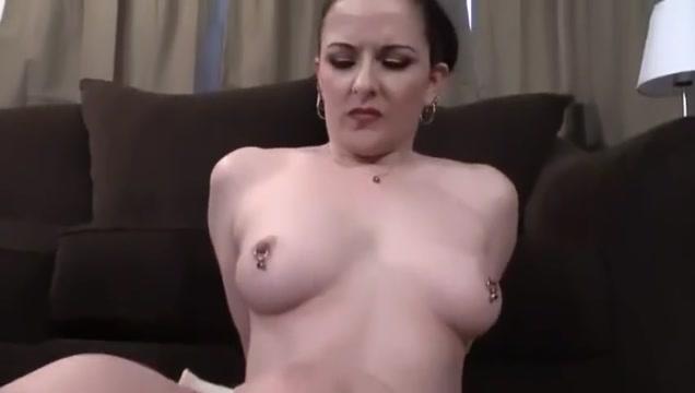 NUDE BABYSITTER (CAROLINE PIERCE) ALL TIED UP & GAGGED! Big tits latina sexy pornstar