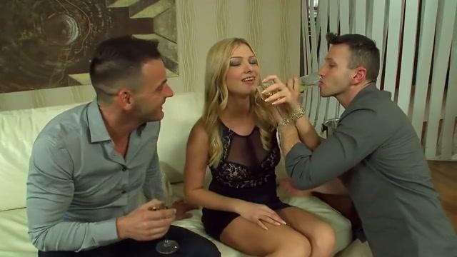 blonde DP cocktail