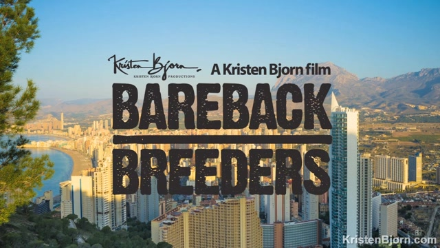 Bareback Breeders - Kristen Bjorn Productions Perfect sagging natural tits