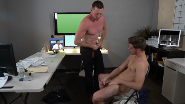 Pierce Paris & Michael DelRay in Primetime - Part 3: Barebac - MenNetwork naked indiana ex gf