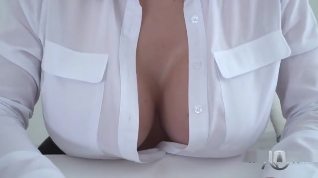 Big Tits in the office real life road trip sex