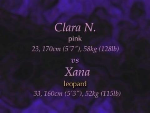 Clara vs Xana