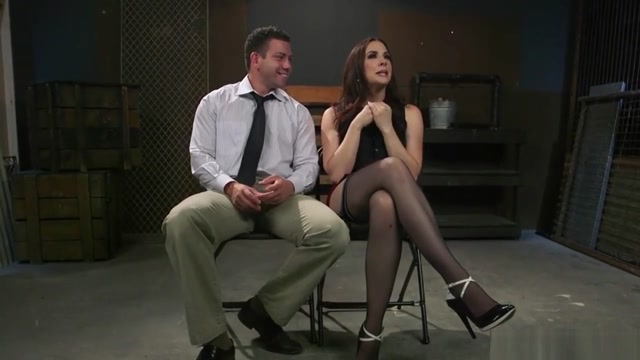 Mistress Fucking Herself With Submissive Cock Fooling Girls