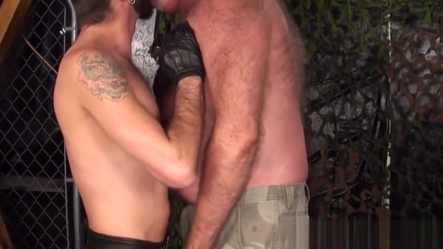 Asslicking silver bear takes cum in mouth Pauley perrette topless or nude