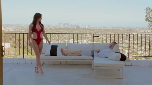 TUSHY Wife Hires Her Hot Neighbor To Get Gaped By Her Husband With Her