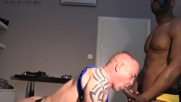 Muscle Daddy rides bare BBC Hookup ideas