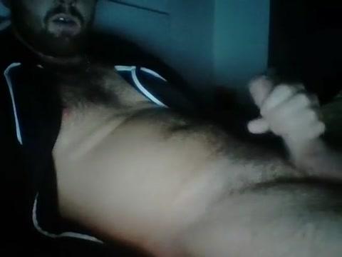 french beared beefy guy jerks off Sex girl in Artigas