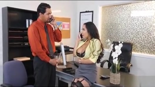 Stretching Pussy In My Office Priya Price Big natural african boobs