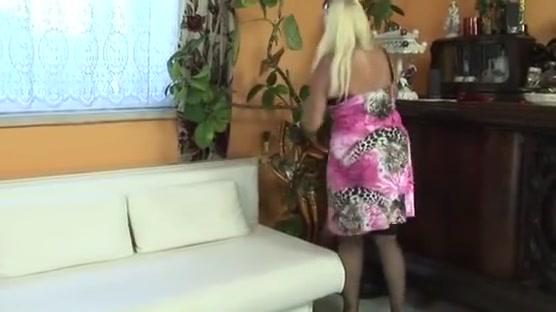 Fat blonde granny (German) index xxx moaner video