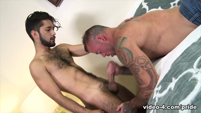 Sean Duran & Jacob Connar in BIG THINGS CUM IN SMALL PACKAGES - PrideStudios South american male nude models