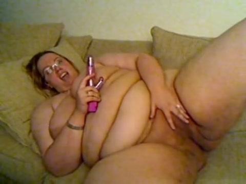 Mandy Blake BBW Cum In My Ass Ugly blond facial