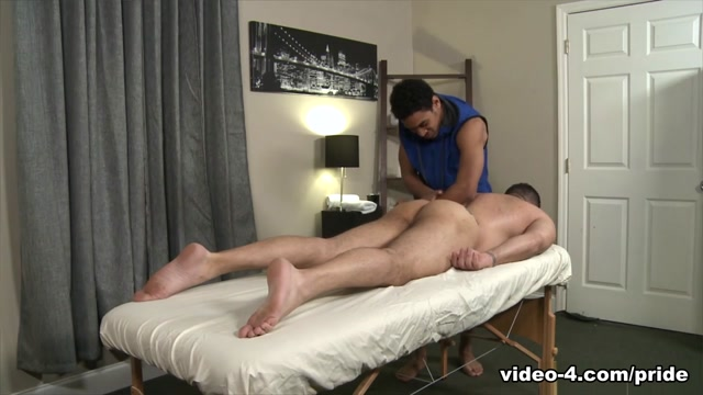 Julian Knowles & Mateo Fernandez in Big Cock Massage - PrideStudios Pinay sex nude model