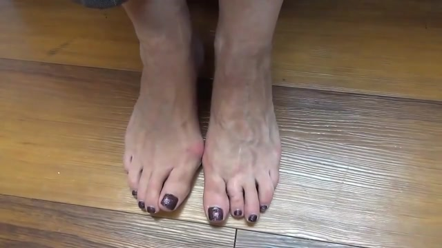 Astonishing porn scene Feet wild , watch it Sexy emo babe naked with foot fetish