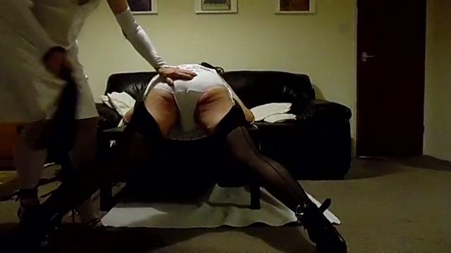 Caning for Joanne julia bradbury sexy panties